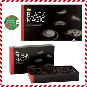 Details About Nestle Black Magic Chocolates 348g Christmas Present Secret Santa Gift