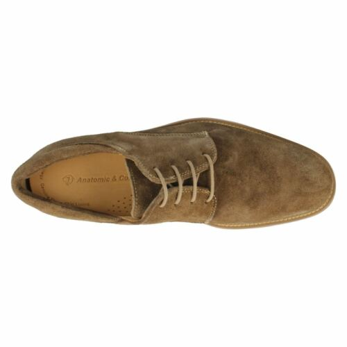 525221 Anatomic Delta Chaussures Co Lacets Hommes Cuir nBCRUwRq