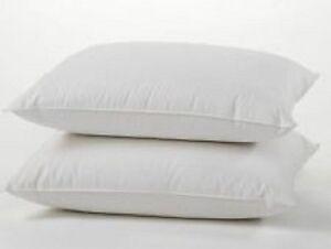 Paquete-De-2-Almohadas-relleno-de-fibra-hueca-posterior-De-Lujo-rebote-Almohada-Par