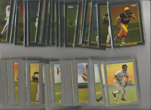 2020-Topps-Turkey-Red-Lot-of-50-and-22-Turkey-Red-Chrome-Cards-some-dup