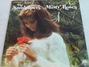 The Sandpipers Misty Roses 1967 Vinyl Lp A Amp M Records Jazz