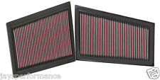 KN AIR FILTER (33-2940) FOR MERCEDES BENZ M-CLASS W164 ML320 CDi 2005 - 2009