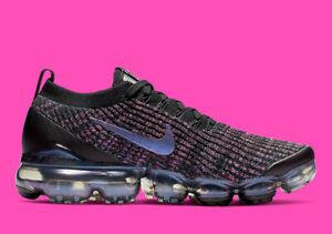 Details about Nike Air Vapormax Flyknit 3 Women\u0027s Sz 9 9.5 10 Purple  Fuchsia Pink 2 AJ6910,003