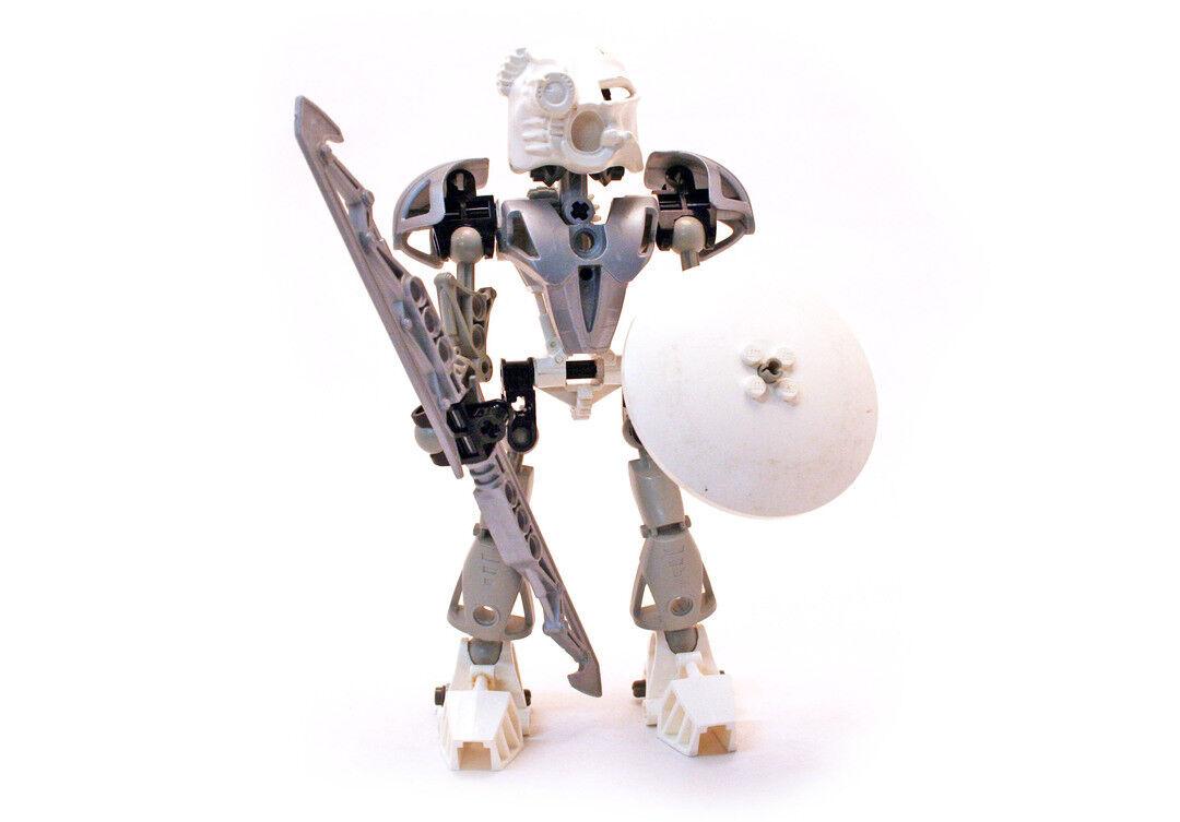 Lego 8571 Bionicle KOPAKA NUVA Toa Nuva 100/% Complete Figure