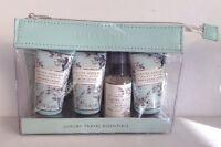 Laura Ashley Luxury Travel Essentials Set
