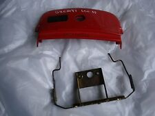 Ducati 600 SS 1998 rear tail cover and bracket for lock ##