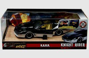 with Scanner Light Model 31115 Jada 1:24 Pontiac Firebird Knight Rider K.A.R.R