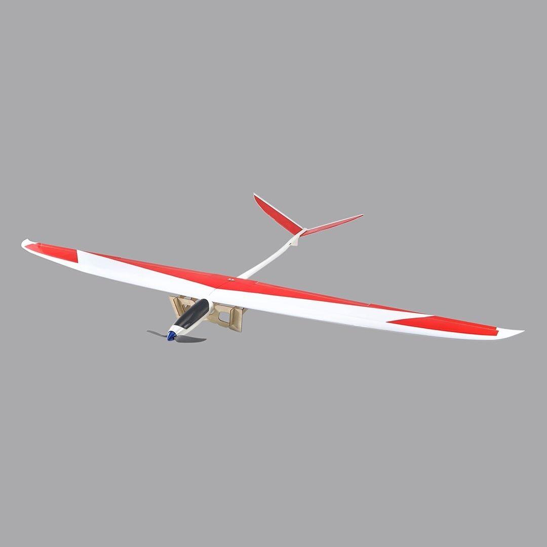 Radio Control sailpane 2m ala palmo D-Caja Raptor Advance acrobático térmica RC Planeador