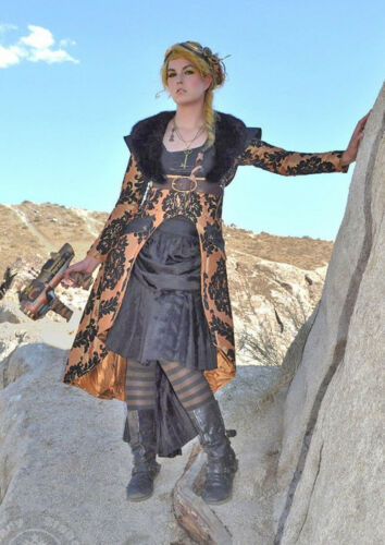 SIMPLICITY 2172 Designed Especially for Steampunk Costume Sewing Pattern