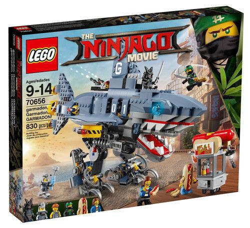 NEW LEGO NINJAGO THE MOVIE garmadon, Garmadon, GARMADON  SET 70656