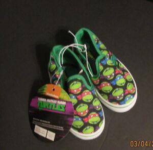 9   NEW TENAGE MUTANT NINJA TURTLES Toddler Boy/'s Shoes Choose Size 5 6,7