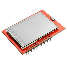 Modulo display LCD TFT touchscreen 2.4'' pollici shield arduino uno r3 sd card