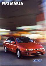 Fiat Marea 02 / 1999 catalogue brochure