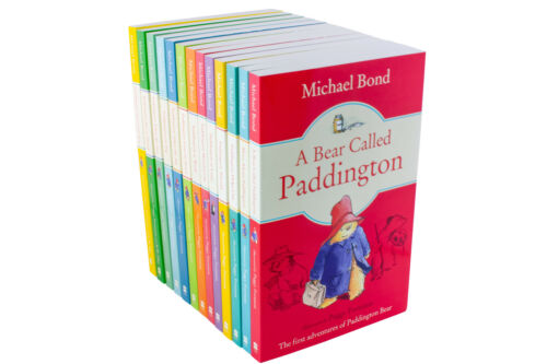 Paddington Bear Collection Michael Bond 13 Books Set, A Bear Called Paddington