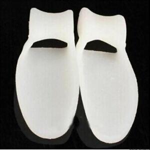 2X Reusable Gel Toe Orthotics Separators Stretchers Alignment Bunion Pain Relief