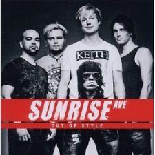 "SUNRISE AVENUE ""OUT OF STYLE"" CD NEU"