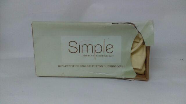 9d45f10304444 Bebe AU Lait Simple Organic Nursing Cover in Buttercup for sale ...