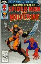 MARVEL Team-Up # 117 (Uomo ragno & Wolverine) (USA, 1982)