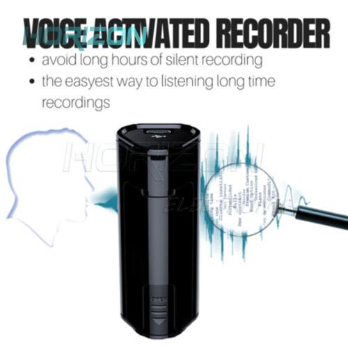 8//16//32G Hidden Digital Voice Activated Recorder Spy Audio Recording Device