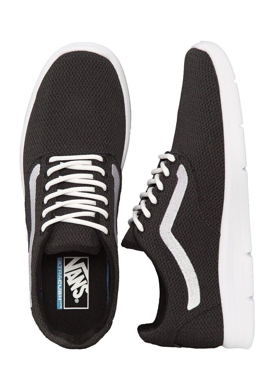 Vans off the Wall ISO 1.5 Negro blancoo Verdadero Zapatos para hombre 13 Zapatillas