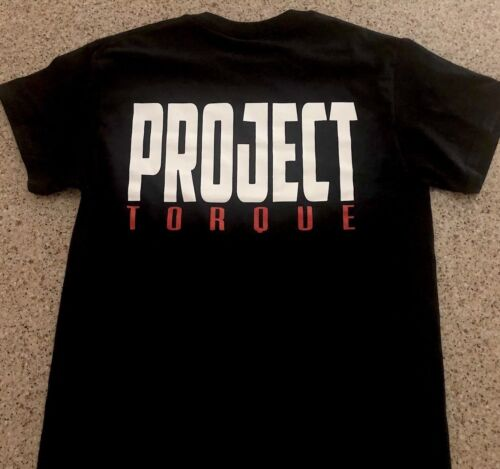6xL Project Torque Tshirt Size Extra large