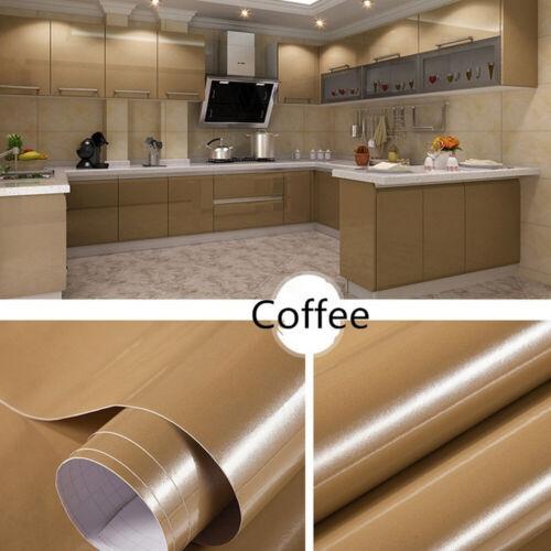 Kitchen Cabinet Bathroom Home Decor Wallpaper Wall Decal Vinyl Stickers
