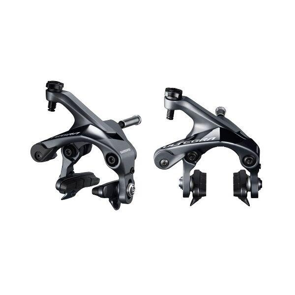 Shimano Ultegra  BR-R8000 Dual-Pivot Front & Rear Brake Caliper Set for Road Bike  store