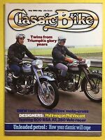CLASSIC BIKE - July 1983 - 500cc BSA Shooting Star - Triumph Thunderbird