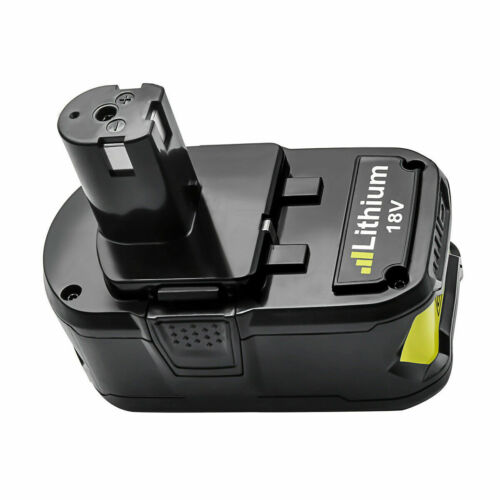 5.0Ah 18V Lithium Ion Battery P108 For Ryobi One P105 P104 P102 Cordless Tools