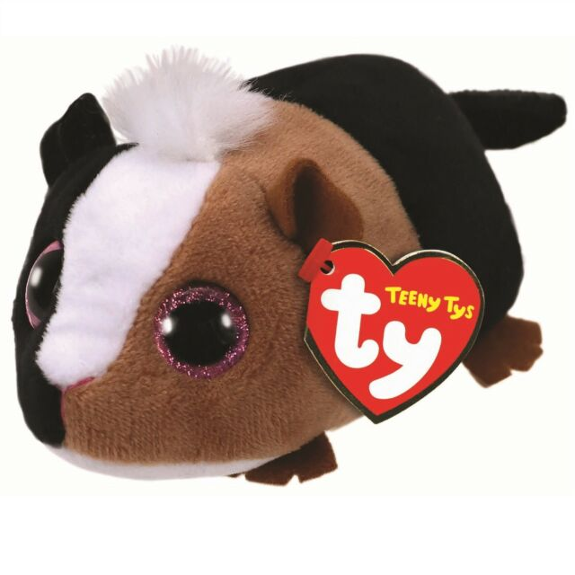 Ty Beanie Babies 42315 Teeny TYS Theo Guinea The Pig for sale online ... 7a95d64023b