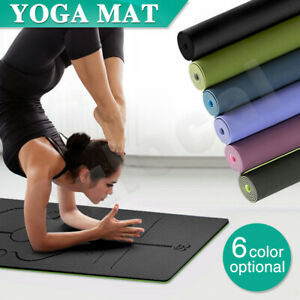 8MM-TPE-Yoga-Mat-Exercise-Fitness-Gym-Pilates-Eco-Friendly-Non-Slip-Dual-Layer
