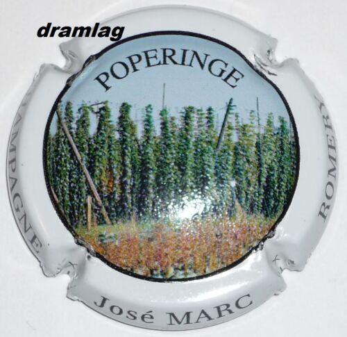 Poperinge 2013 !! n°51 MARC JOSE Capsule de Champagne :Extra  !!!