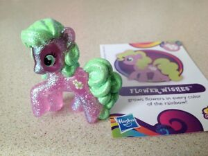 Flower Wishes #14 Blind Bag Wave 10 MLP My Little Pony ... Flower Wishes Mlp