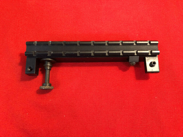 M1 GARAND SCOPE MOUNT WITH B-SQUARE SCOPE RINGS !!!!!