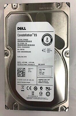 Dell 9YZ268-150 2TB 7.2K 6G SAS LFF Hard Drive