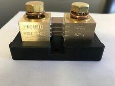 500 Amp 50 Mv Dc Ammeter Shunt Made In Usa New