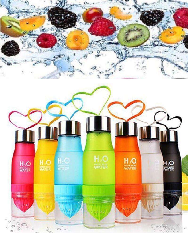 H2O fruits Infuseur bouteille d'eau   detox minceur l'eau nourrissant   perfusion boisson