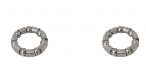 Bike 1 Piece Bearings Bicycle Bottom Bracket Bearing 5//16 x 7 NEW