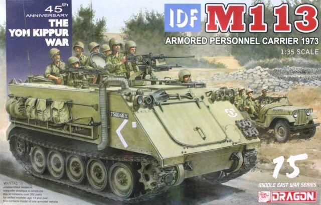 Dragon 1 35 Idf M113 Armored Personnel Carrier Yom Kippur War 3608