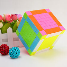 Yuxin 8x8x8 Speed Magic Cube Stickerless Twist Puzzle Intelligence Toys IQ Cubo