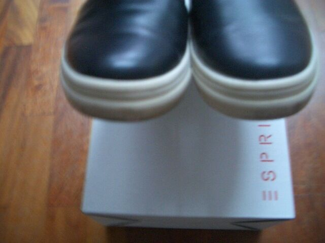 Damensneaker Damensneaker Damensneaker schwarz von Esprit in Gr. 38 529ef6