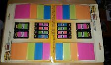 Post It Super Sticky Notes Amp Flags Combo Lot 2 Packs Rio De Janeiro Collection