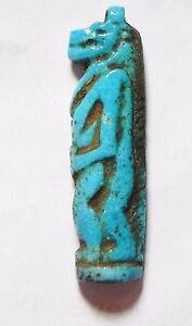 Fainece Amulet Tawaret 1400 B.c Regular Tea Drinking Improves Your Health 18th Dynasty Zurqieh- Ao66- Ancient Egypt