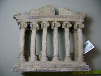 Greek Roman Temple Aquarium Ornament Ruins Collection (new) Fish Tank Decor