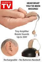 Global TV Concepts MSA 30X Sound Amplifier - Ear Hearing Aid (1100167) Health Aids