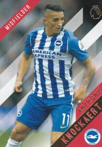 2017-18-Topps-Premier-League-or-Football-Cartes-a-Collectionner-20-Anthony