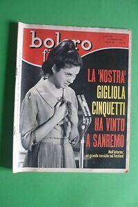 BOLERO-FILM-1964-GIGLIOLA-CINQUETTI-VINCE-A-SANREMO-SYLVA-KOSCINA-YVES-MONTAND