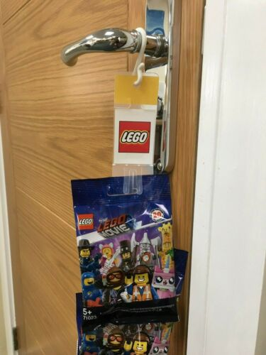 Lego movie 2 series minifigures unopened sealed random mystery blind bags packs