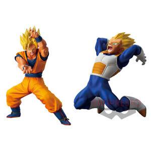 Dragon Ball Z Super Warrior Retsuden vol.2 SS Gotenks Figure Banpresto NEW F//S