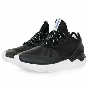 best service e80d1 5b91a Details about Adidas Originals Tubular Runner Men's Trainers Black White  Men's Shoes M19648